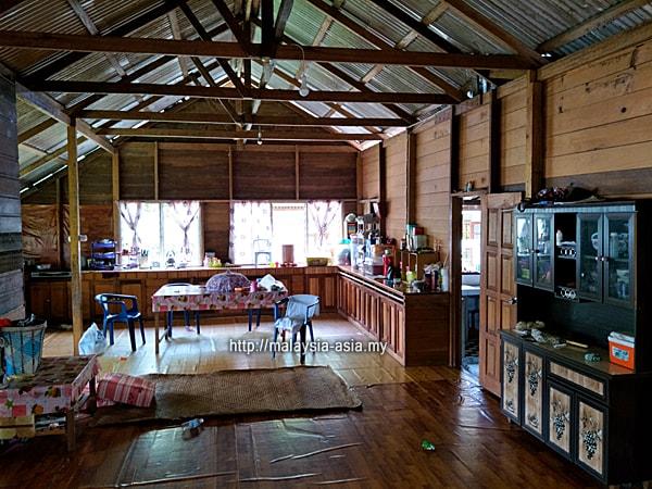 Dapur Lun Bawang Rumah Panjang