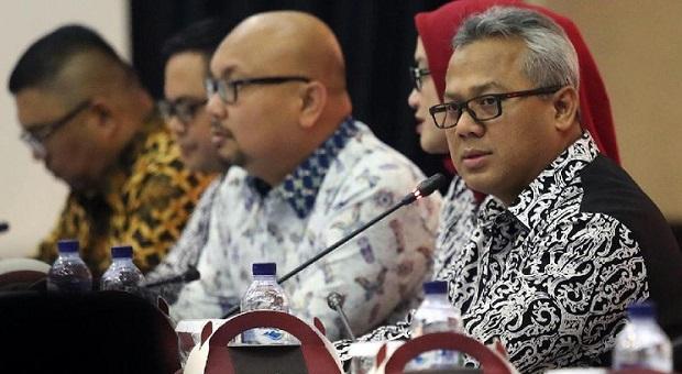 KPU Tutup Pendaftaran Pilpres