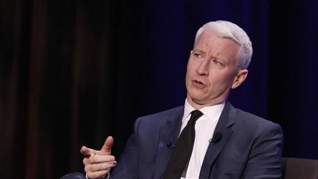 CNN's Anderson Cooper condemns US President Donald Trump's racist slur