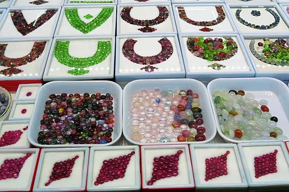 Myanmar precious stones