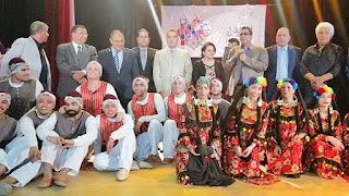 أمين عام حماة الوطن بكفر الشيخ يشارك فى إفتتاح فعاليات رمضان الثقافية بالمركز الثقافي