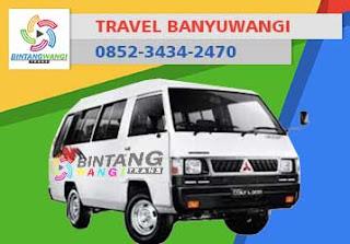 Travel Banyuwangi - L300