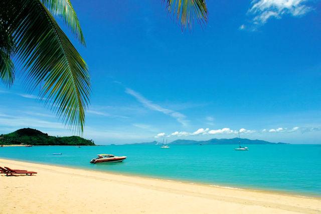 Choeng Mon Beach Koh Samui