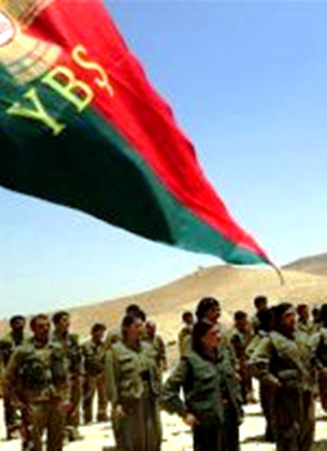 Ιράκ: η βρώμικη δουλειά των Πεσμαργκά ενάντια στη κουρδική αριστερά