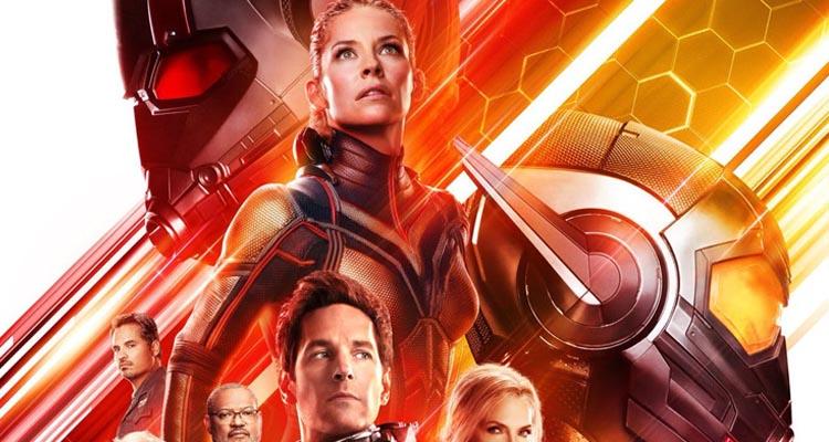 2º trailer de Ant-Man y la Avispa
