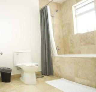 baños del apartamento