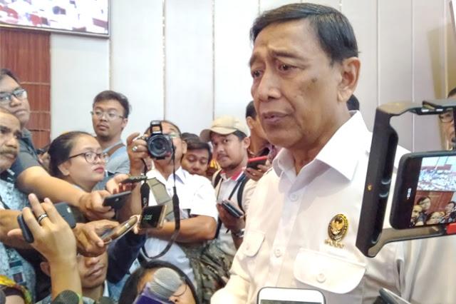 Presiden Jokowi Sibuk Kampanye Pilpres, Wiranto: Ini Bukan Zaman Romawi
