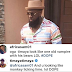TIMAYA'S EPIC RESPONSE TO A FAN WHO SAYS HE LOOKS LIKE ONE OLD VAMPIRE