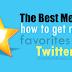 Buy Twitter Favorites For $1