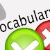 Class 10/HSLC | English Grammar - VOCABULARY - QUESTION BANK 2019