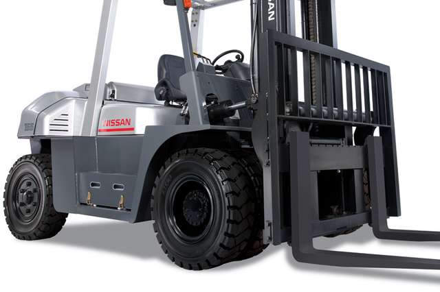 Tires for Nissan Forklifts
