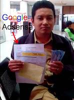Uang Penayang Goggle, Google adsense, Dolar dari Google, Google Adsense-uang gratis