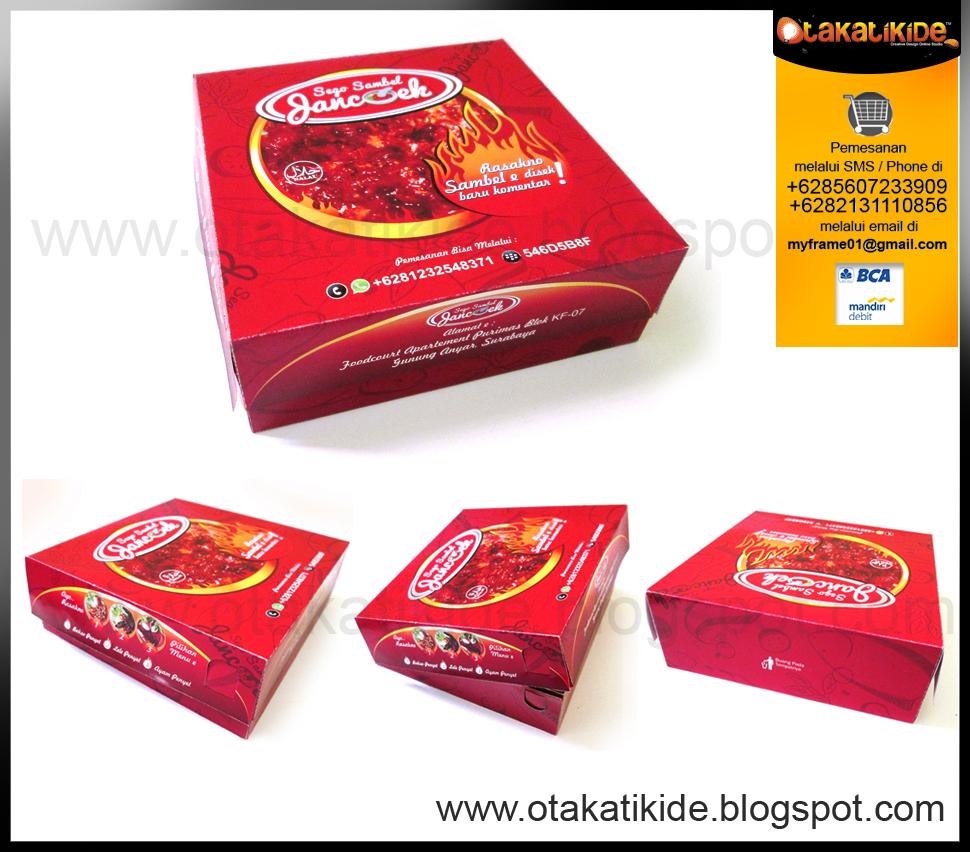 Packaging Makanan: 18+ Inspirasi Desain Logo Nasi Box , Desain Logo