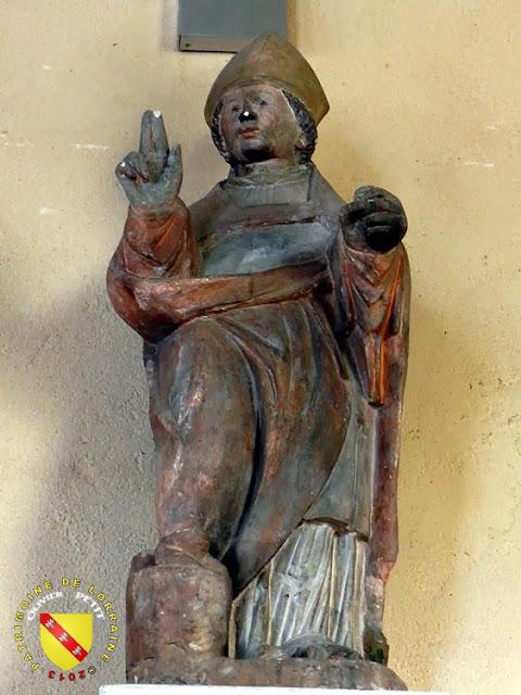 Saint-Nicolas (XVIe siècle) - Église de Contrexéville (88)