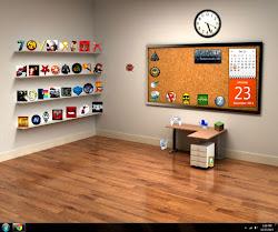 office desktop space hipwallpaper wallpapers comp