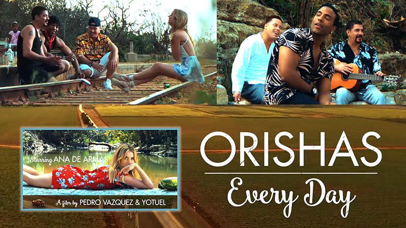 Orishas - ¨Everyday¨ - Videoclip - Dirección: Yotuel Romero - Pedro Vázquez. Portal Del Vídeo Clip Cubano