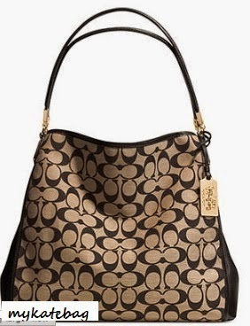 b83c5f153ab83 discount code for lyst coach sullivan hobo bag in printed signature fabric  in black ac25b df40a; australia coach madison small phoebe shoulder bag in  ...