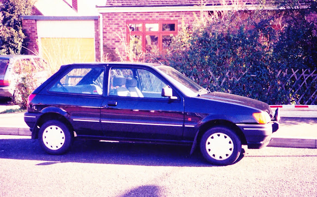 G464NKL Ford Fiesta 1.6S 1600S 1989