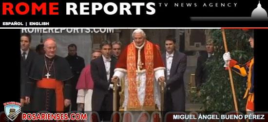 Benedicto XVI y cardenal Marc Ouellet inauguran congreso sobre América en el Vaticano | Rosarienses, Villa del Rosario