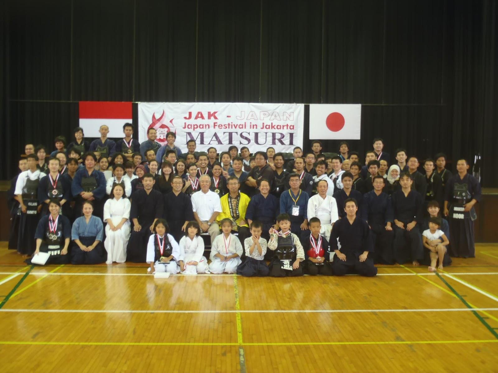 Hasil Jak-Japan Matsuri 2010 Kendo Taikai