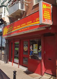 Mario's in Blackpool