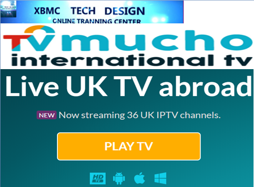 Download Free TVMucho IPTV For Watch Live Sports on Android,PC or Other Device Through Internet Connection with Using WebBrowser.