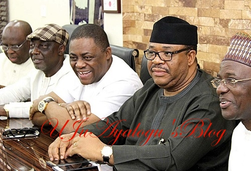 Idoko Ainoko: The Gang of Failed Ministers And The Illusion of Grandeur