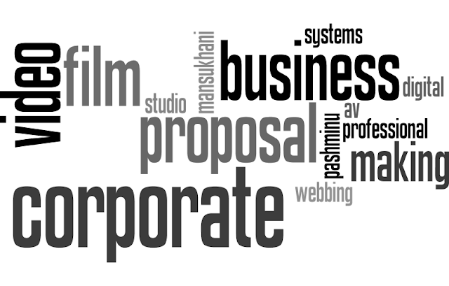 corporate film proposal