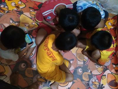 Membangun Relasi Sehat Anak & Gadget