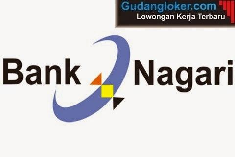 Lowongan Kerja / Penerimaan Calon Pegawai Bank Nagari