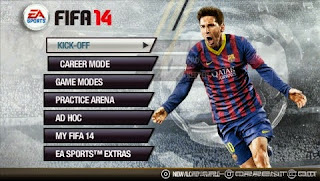 Download Game FIFA 14 - Legacy Edition PSP Full Version For PC | Murnia Games