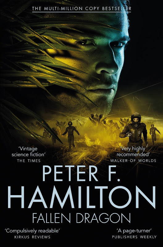 Peter Hamilton - Fallen Dragon