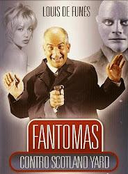 Fantomas contra Scotland Yard (1967) Descargar y ver Online Gratis