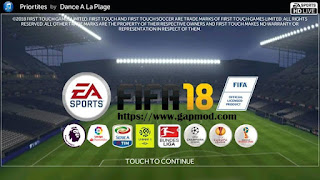 FTS Mod FIFA 18 by Adhi Putra