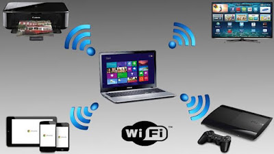 make laptop a wifi hotspot