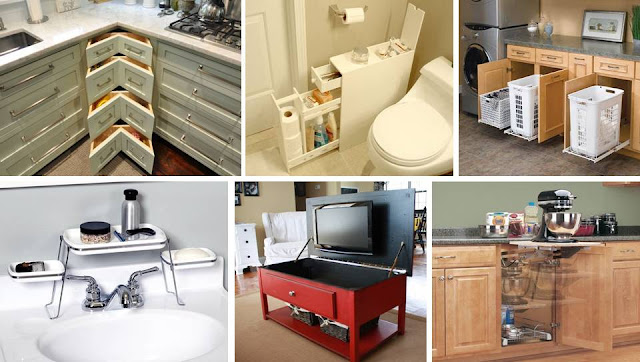 The Best Ways to Squeeze in More home Storage