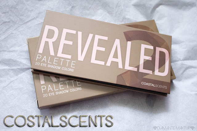 Paleta REVALED2 CostalScents - Recenzja