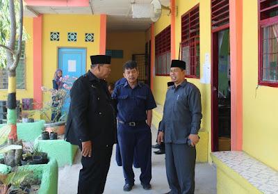 Kemenag Tanjungbalai Laksanakan Monitoring UAM Tahun 2016