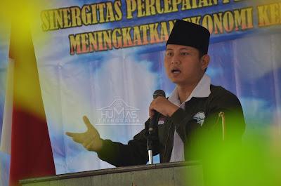 Wakil Bupati Trenggalek Ingatkan Urutan Prioritas di Musrenbangcam Panggul