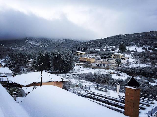 Με λευκό πέπλο ο Βασιλικός Ηγουμενίτσας ( 8 ΦΩΤΟ + ΒΙΝΤΕΟ)