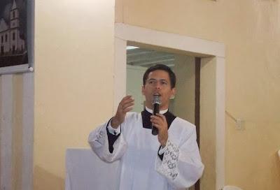 Resultado de imagem para fotos do seminarista emerson em sao paulo do potengi