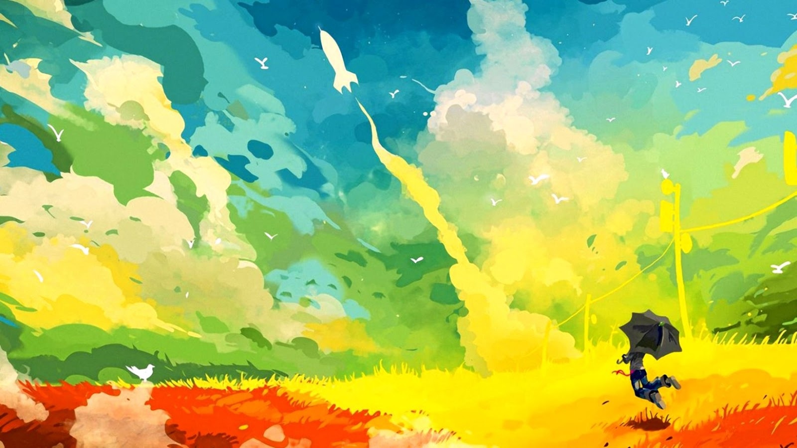 Abstract Digital Art Top Hd Wallpapers In Widescreen Free