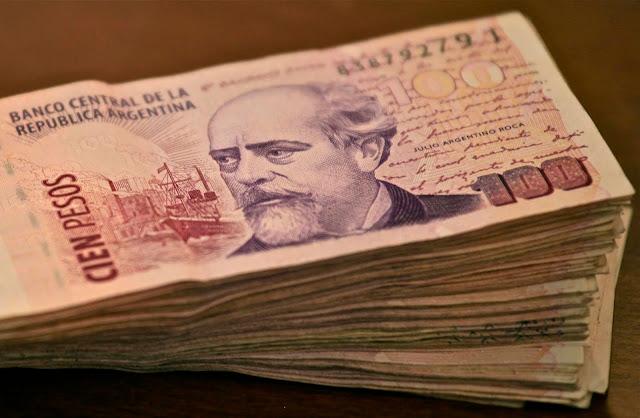 Como levar dinheiro para El Calafate