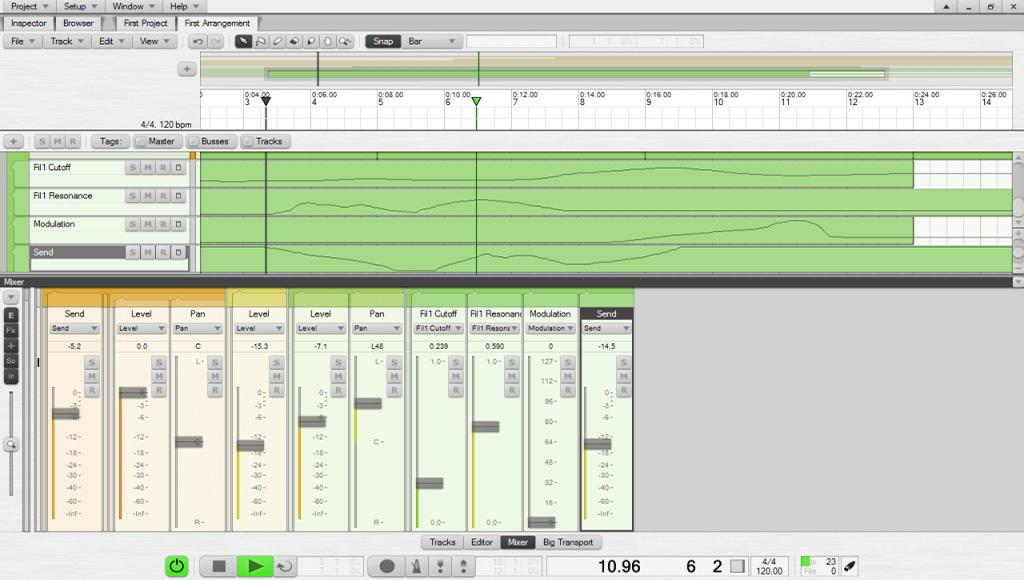 برنامج تسجيل الصوت 3