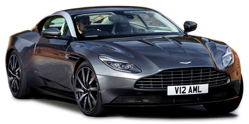2017 Aston Martin DB11 Coupe Review