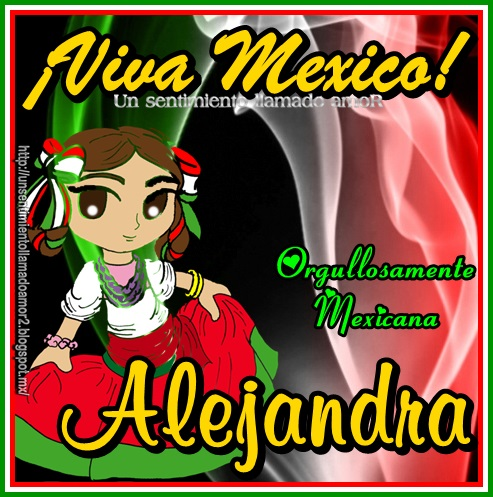 Todo Mujer Viva Mexico Muñecas Con Nombres