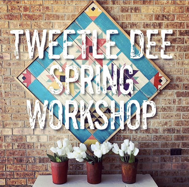 Spring Workshop Registration