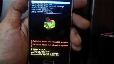 ما هو ملف الـ (EFS (IMEI  الموجود في الهواتف الاندرود و كيفية عمل نسخة احتيطاية لهذا الملف ؟