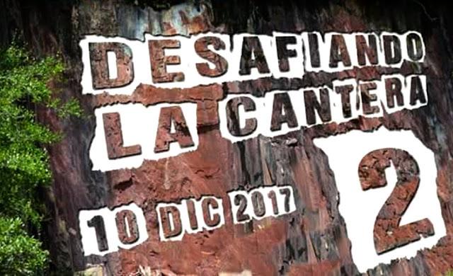 MTB - Desafiando la cantera (Minas - Lavalleja, 10/dic/2017)