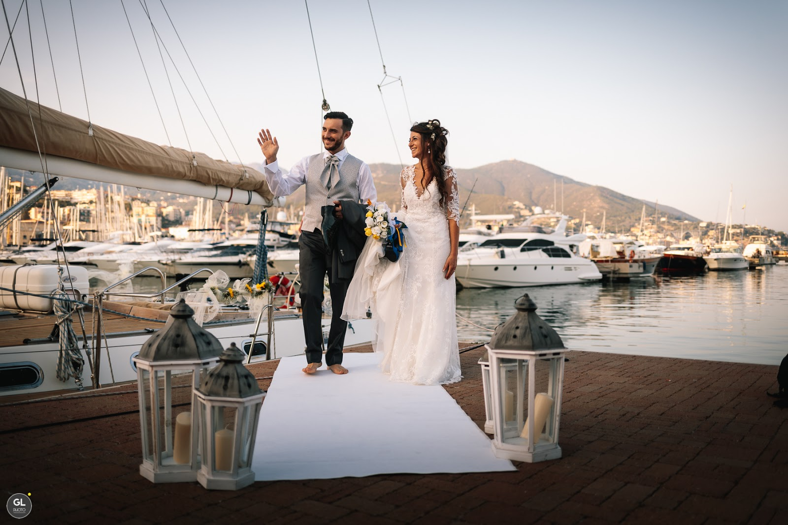Idee per matrimonio al mare